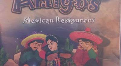 Photo of Mexican Restaurant Tres Amigos at 121 W Marlin St, McPherson, KS 67460, United States