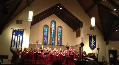Photo of Church Trinity Lutheran Church at Golf Road, Evanston, IL 60203, United States