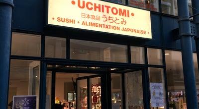 Photo of Japanese Restaurant Uchitomi at Ruelle Du Grand-st-jean 5, Lausanne 1003, Switzerland