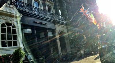 Photo of Coffee Shop Burr & Co at 20 George St, Edinburgh EH2 2PB, United Kingdom