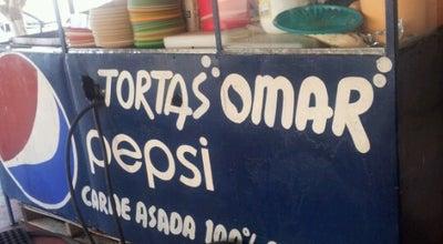 Photo of Sandwich Place Tortas Don Omar at Calle 28, Col. Maya, Mérida, Mexico