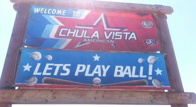 Photo of Baseball Field CVA Little League at Chula Vista, CA 91910, United States