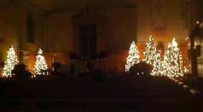 Photo of Church St. Aloysius at 2000 E Sangamon Ave, Springfield, IL 62702, United States