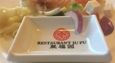 Photo of Chinese Restaurant Restaurant Ju Fu at Sillankorva 15, Espoo 02300, Finland
