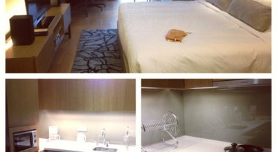Photo of Hotel Fraser Residence Shanghai at 98 Shouning Road, Shanghai, Sh 200021, China