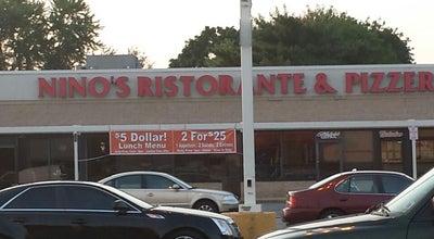 Photo of Pizza Place Nino's Pizza at 801 E Pulaski Hwy, Elkton, MD 21921, United States
