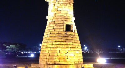 Photo of Historic Site 첨성대 (瞻星臺, Cheomseongdae) at 첨성로 140-25, 경주시 780-080, South Korea