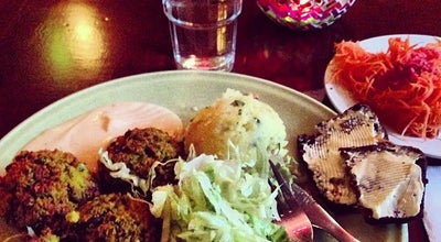 Photo of Vegetarian / Vegan Restaurant Chutney at Katarina Bangata 19, Stockholm 116 39, Sweden