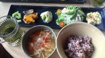 Photo of Cafe Amrita Garden at 2/1 Soi 5. Samlan Rd, Chiang Mai 50200, Thailand