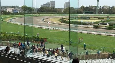 Photo of Racetrack 中山競馬場 ウィナーズサークル at 古作1-1-1, 船橋市, Japan