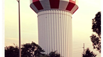 Photo of Monument / Landmark Florence Y'All Water Tower at 500 Mall Circle Dr, Florence, KY 41042, United States