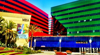 Photo of Art Museum MOCA Pacific Design Center at 8687 Melrose Ave, West Hollywood, CA 90069, United States