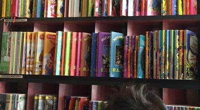 Photo of Bookstore Atlas Kitapevi at Bursa Caddesi, Mustafakemalpasa, Bursa, Turkey