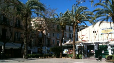 Photo of Plaza Plaça del Parc at Plaça Del Parc, Eivissa 07800, Spain