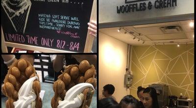 Photo of Dessert Shop Wooffles & Cream at 8360 Kennedy Rd, Markham, On L3R 9W4, Canada