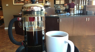 Photo of Coffee Shop Press Coffee Co. at 2201 E Grantview Dr, Coralville, IA 52241, United States