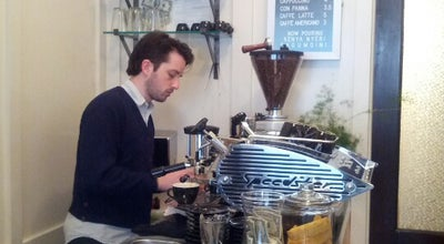 Photo of Coffee Shop Parlor Coffee at 84 Havemeyer St, Brooklyn, NY 11211, United States