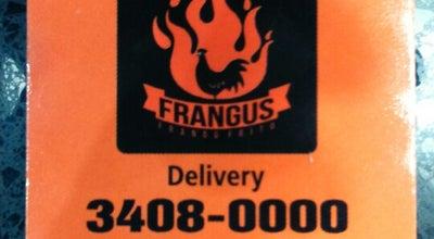 Photo of Fried Chicken Joint Frangus Frango Frito at Rua Mauá, 81, Curitiba 80030-200, Brazil