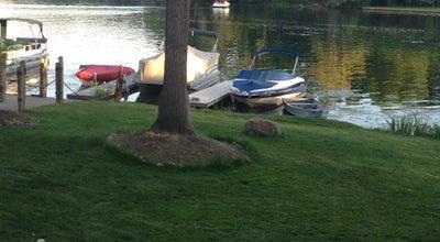 Photo of Lake Silver lake at Oakland, MI, United States