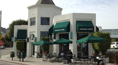 Photo of Coffee Shop Starbucks at 9844 Wilshire Blvd, Beverly Hills, CA 90210, United States