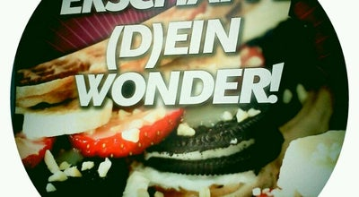 Photo of Dessert Shop WonderWaffel at Neckarstr. 2, Berlin 12053, Germany