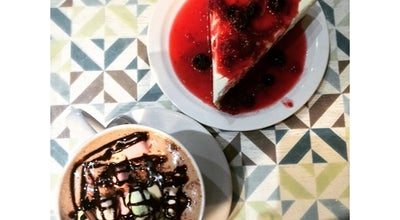 Photo of Coffee Shop Quererte at Av. Cristóbal Colón 6560 Local 10, Las Condes, Chile