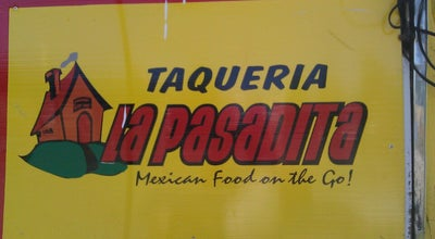 Photo of Food Truck Taqueria La Pasadita at 2143 N Northgate Way, Seattle, WA 98133, United States