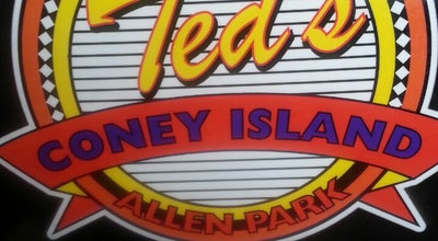 Photo of Diner Ted's Coney Island at 6790 Allen Rd, Allen Park, MI 48101, United States