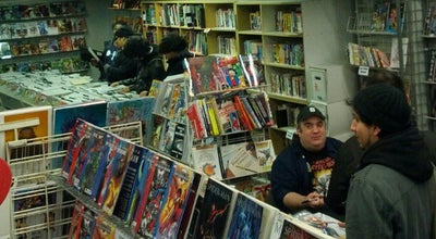 Photo of Comic Shop JHU Comic Books at 32 E 32nd St, New York, NY 10016, United States