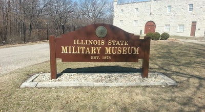 Photo of History Museum Illinois State Military Museum at 1301 N Macarthur Blvd, Springfield, IL 62702, United States