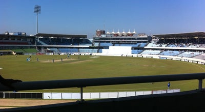 Photo of Cricket Ground Sher-e-Bangla National Cricket Stadium at Section - 2, Mirpur, Dhaka 1216, Bangladesh