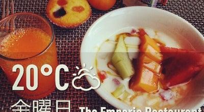 Photo of Breakfast Spot The Emporia Restaurant at Chatrium Hotel Royal Lake Yangon, Yangon, Myanmar