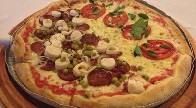 Photo of Pizza Place Babbo Giovanni at Av. Dos Holandeses, 145 - Ponta Do Farol, São Luís 65075-650, Brazil