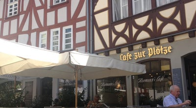 Photo of Cafe Hermann`s Cafe zur Plötze at Plötze 10, Limburg an der Lahn 65549, Germany