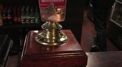 Photo of Beer Garden Ye Olde Leathern Bottel at 40 Vicarage Road, Wednesbury WS10 9DW, United Kingdom
