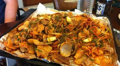 Photo of Korean Restaurant 봉용불고기 at 상당구 상당로203번길 14, 청주시 363-813, South Korea
