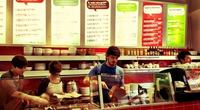 Photo of Burrito Place dolores* at Rosa-luxemburg-str. 7, Berlin 10178, Germany
