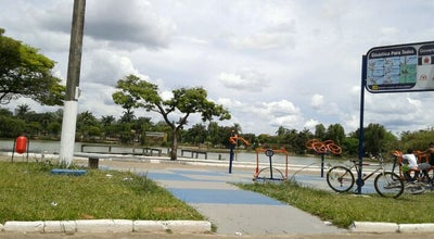 Photo of Lake Lagoa da Boa Vista at Av. Prof. Maurílio De Jesus Peixoto, Sete Lagoas, Brazil