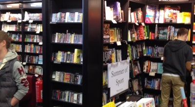 Photo of Bookstore Waterstones at I West Mall, Castlepoint Shopping Centre, Bournemouth BH8 9UY, United Kingdom