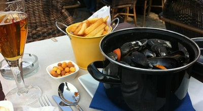 Photo of Gastropub Poules Moules at Simon Stevinplein 9, Brugge 8000, Belgium