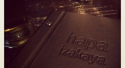 Photo of Japanese Restaurant Hapa Izakaya at 1479 Robson St, Vancouver, BC V6G 1C1, Canada