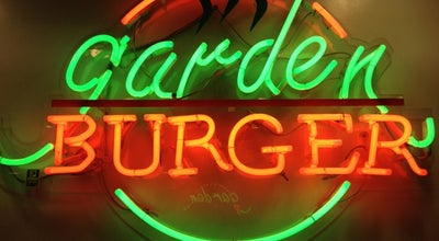Photo of Fast Food Restaurant Garden Burger at Amoreiras Shopping Center - Av. Eng. Duarte Pacheco 103, Lisboa 1070-103, Portugal