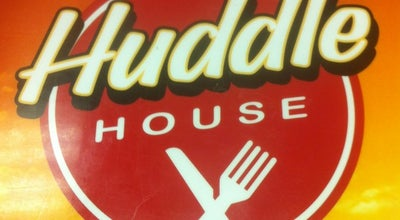 Photo of American Restaurant Huddle House at 400 Hendersonville Rd., Asheville, NC 28803, United States