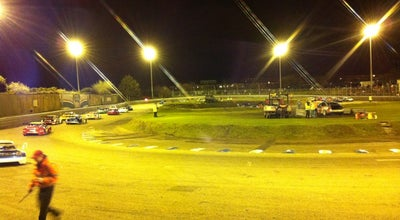 Photo of Racetrack Birmingham Wheels Park at United Kingdom