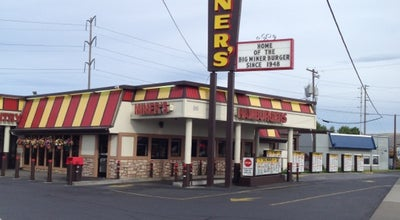 Photo of Burger Joint Miner's Drive-In at 2415 S 1st St, Yakima, WA 98903, United States