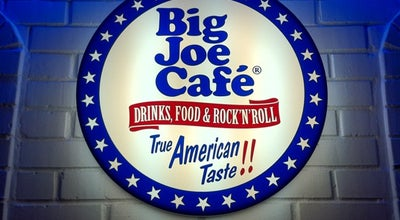 Photo of American Restaurant Big Joe Café at C. De Fernando Villaamil, 3, Gijón 33202, Spain