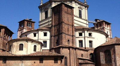 Photo of Church Basilica di San Lorenzo Maggiore at Corso Di Porta Ticinese 40, Milano 20123, Italy