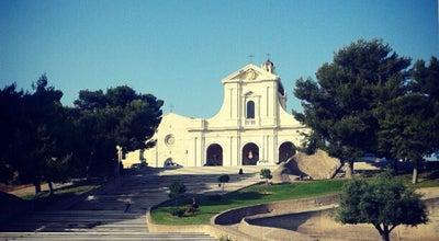 Photo of Church Santuario N.S. Di Bonaria at Piazza Bonaria, Cagliari 09125, Italy