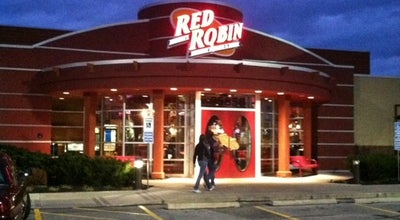 Photo of American Restaurant Red Robin Gourmet Burgers at 35858 Detroit Rd, Avon, OH 44011, United States