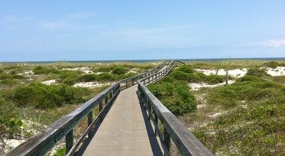 Photo of Beach Fernandina Beach Access 28 at 2696 S Fletcher Ave, Fernandina Beach, FL 32034, United States
